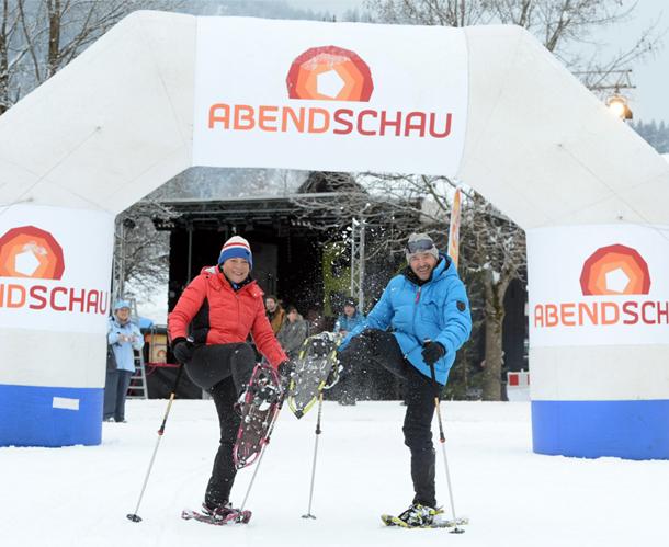 Schneeschuhnacht in Oberjoch 2018
