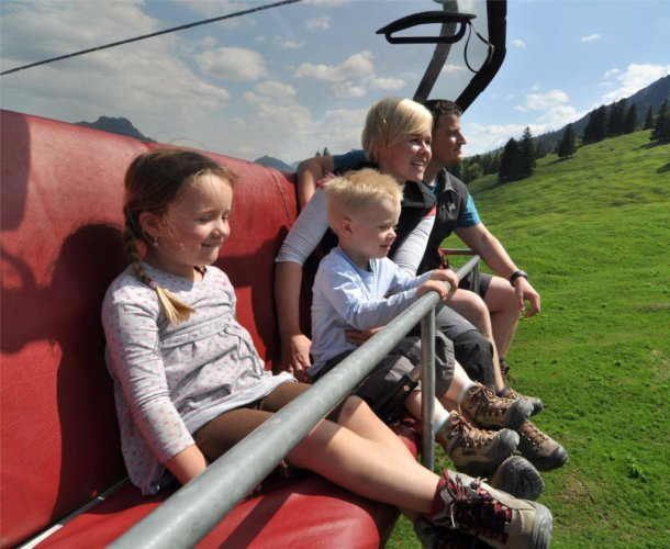 Wiedhagbahn Bergbahnen Hindelang-Oberjoch